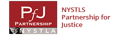 NYSTLS Partnership for Justice logo